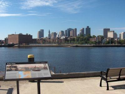The Boston Harborwalk: Places To Go...: Charlestown: Boston National Historic Park / Charlestown Navy Yard