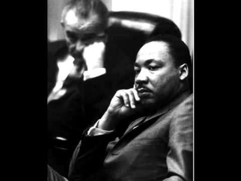 A tribute to Martin Luther King