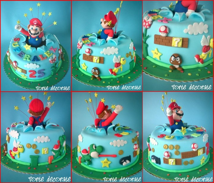 126 best images about super mario bros cakes cupcakes and. Black Bedroom Furniture Sets. Home Design Ideas