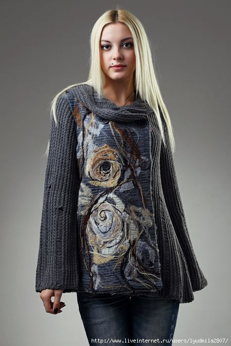 Мода на холодное время года. Наряды, аксессуары.