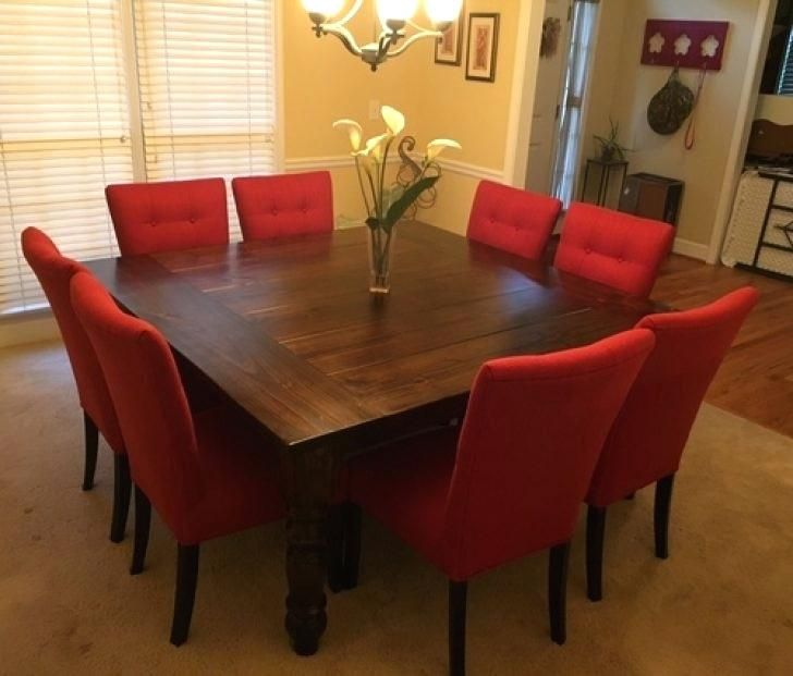 Image Result For 60 Inch Square Dining Tables Square Dining