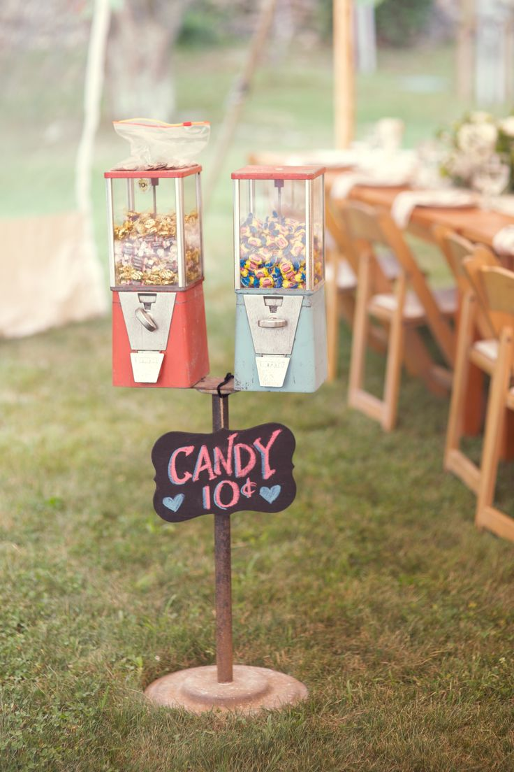 Candy ;) - Westport Casual Elegant Wedding from Lens Cap Productions