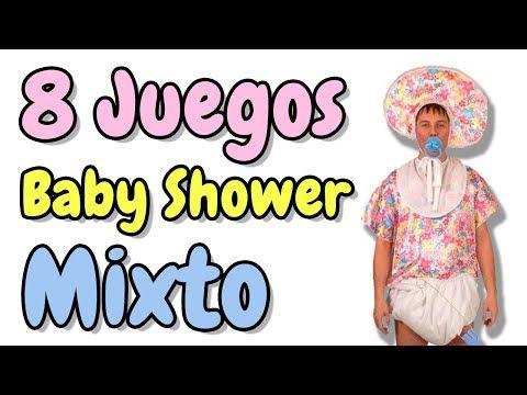 El Juego de la Sonaja para Baby Shower Original y Divertido HD - YouTube