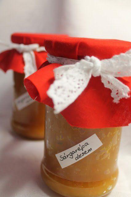 Fűszeres sárgarépa dzsem | Nassolda