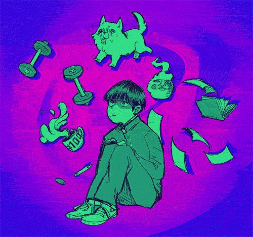 Your Daily Dose of Mob Psycho 100