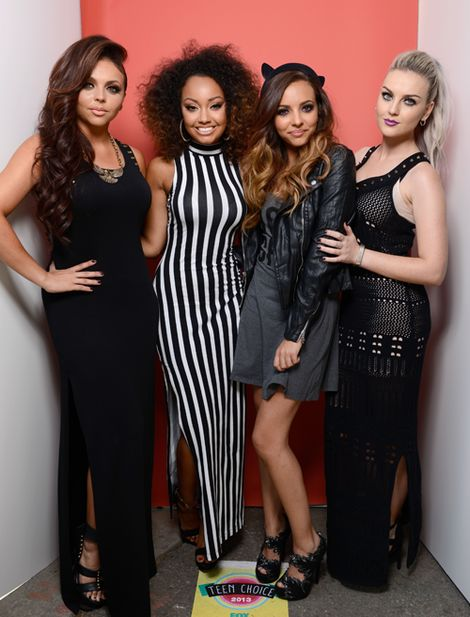 HELLO MY PEOPLE. I'm thinking of making a Little Mix board, thoughts? - Genie xx