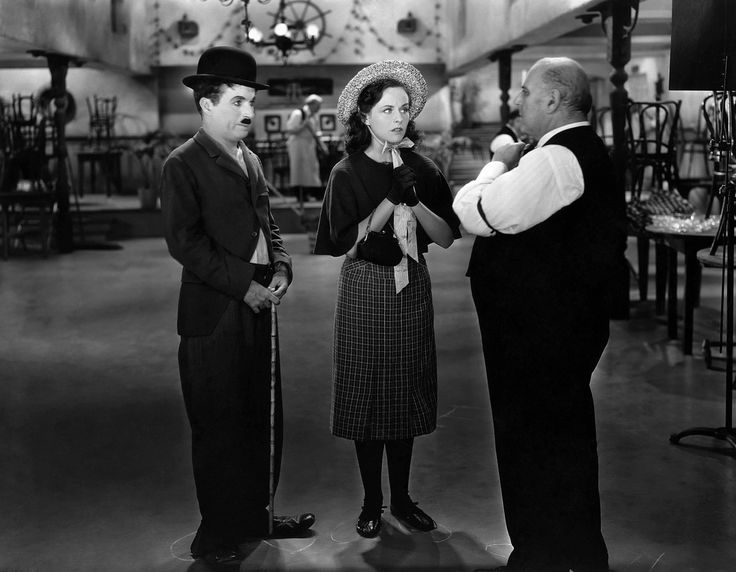modern times film critique An anomaly in its era, chaplin's film is now a treasure of depression america's zeitgeist and the curtain call of the movies' first comedic icon.