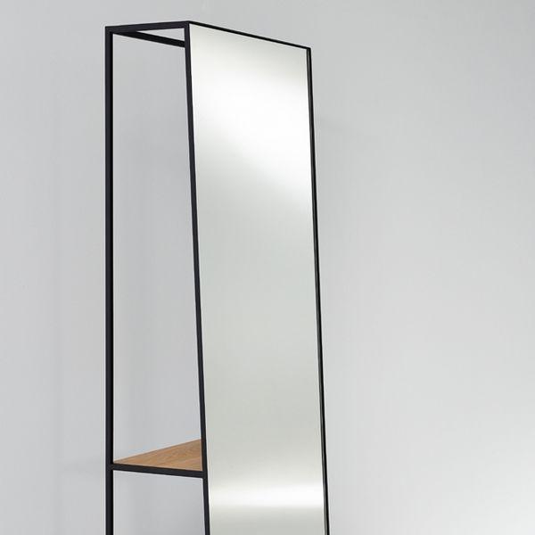 Miroir Avec Rangement Etagere En 2020 Miroir Design Table Basse Miroir Miroir Mural Design