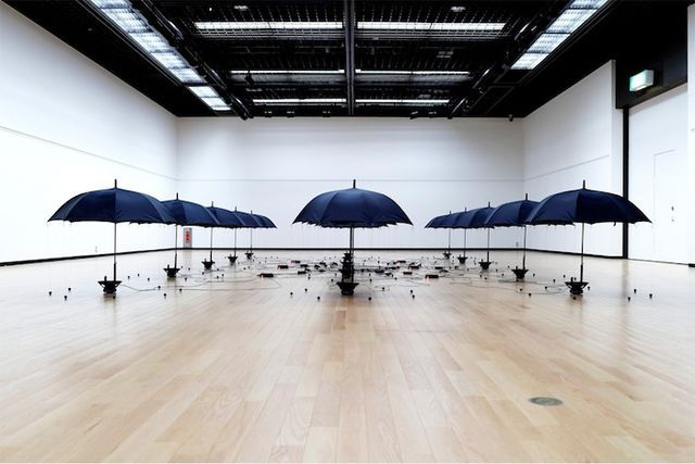 A Sound Installation Makes it Rain Without Water | The Creators Project RSS Feed | Bloglovin'