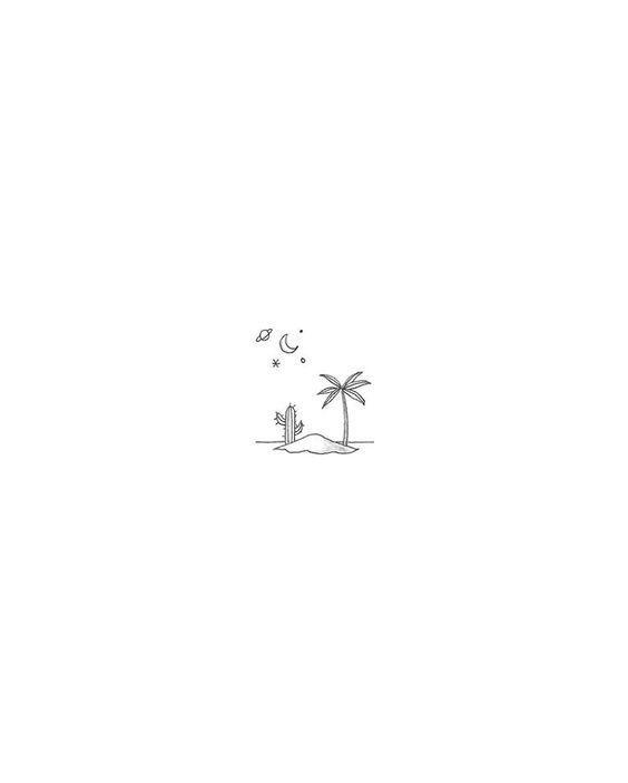 Ich würde dieses kleine Gekritzel als Tätowierung tbh bekommen … –  Tumblr P…