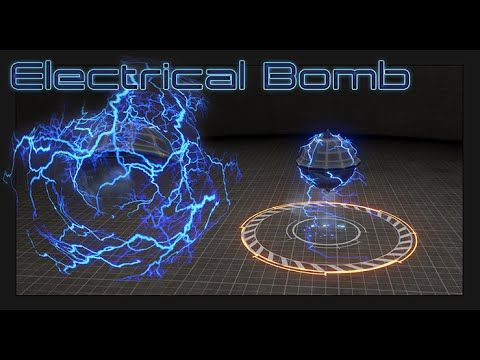 UDK - Electrical Bomb FX - YouTube