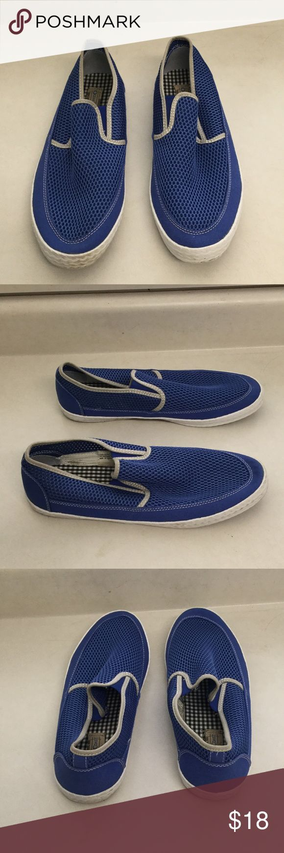 Ocean &  Coast shoes Blue slip on Shoes Loafers & Slip-Ons