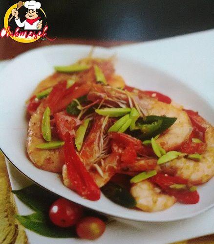 Resep Oseng-Oseng Udang Petai, Resep Makanan Serba Tumis, Club Masak