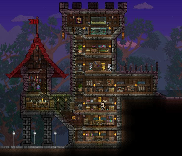 Terraria Best Mobile Build