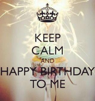 Pois é hoje é o dia do meu aniversario! Um misto de sentimentos se abate sobre mim alguns bons outros nem tanto mas estou feliz por mais um ano que completo neste mundo maravilhoso! Hoje É o dia em que nasci o dia em que tudo comecou!  HAPPY BIRTHDAY TO ME !!!  by moniquitacarvalho