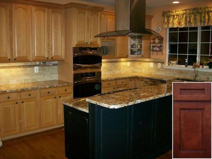 The Basics Of Used Oak Kitchen Cabinets Craigslist Oakkitchencabinets Kitchenisland Oak Kitchen Maple Kitchen Cabinets Oak Kitchen Cabinets