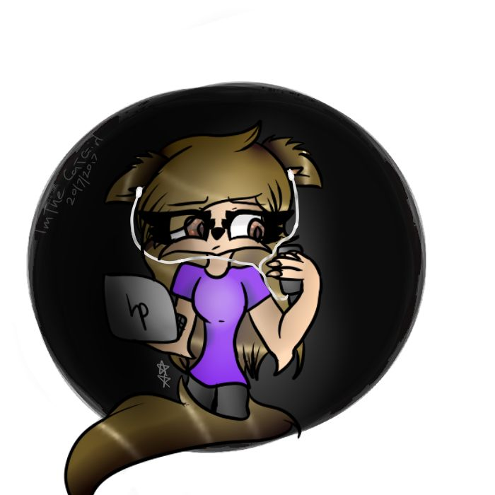 Me in irl! (new art style)