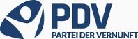 Partei der Vernuft (PDV) benötigt noch Unterstützungsunterschriften  parteidervernunft.deWir würden uns freuen, wenn Sie mit Ihrer Unterschrift mithelfen, der Partei der Vernunft die Teilnahme an der Bundestagswahl 2013 zu ermöglichen. Um zur Wahl zugelassen zu werden, müssen wir mindestens bundeswe
