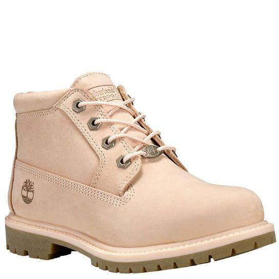 Women s Nellie Waterproof Chukka Boots Light Peach 59c3a20e0f