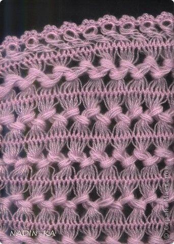 Гардероб, Мастер-класс,  Вязание, Вязание крючком, : МК вязание на вилке. 1 Нитки, Пряжа . Фото 1