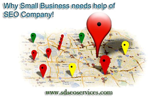 5 Reasons why Small Business needs help of SEO Company?