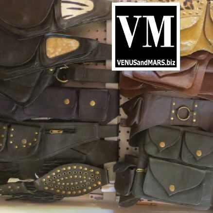 What's more #steampunk than your purse? #UtilityBelts for #festival!
