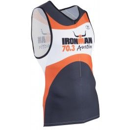 IronmanStore.com | IRONMAN 70.3 Austin 2013 Men's Triathlon Top