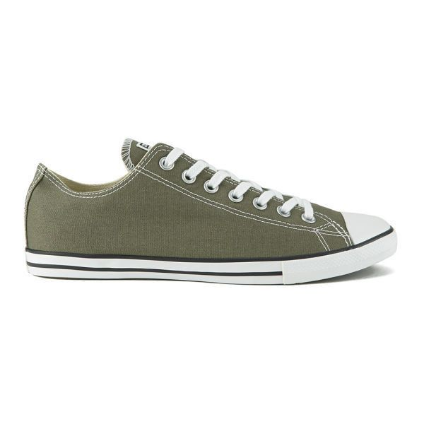 Converse All Star Ox Surplus Green - Mens Low Top Trainers