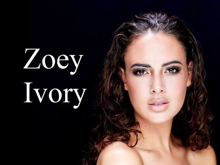 Zoey Ivory Miss Netherlands wallpaper