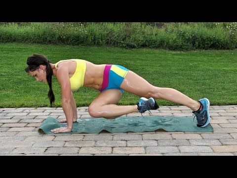 Melissa Bender Fitness: 20 Minute Cardio HIIT and Sweat: Workout to Burn Fat and Sculpt Lean Muscle