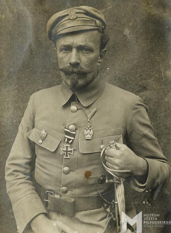 Odznaki i oznaki Legionów Polskich | Muzeum Józefa Piłsudskiego