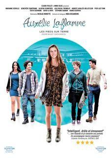 Aurélie Laflamme : Les pieds sur terre