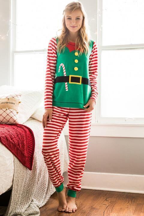 Anna Elf Pajama Set