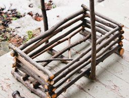 How to Make a Twig Trug - Hobby Farms
