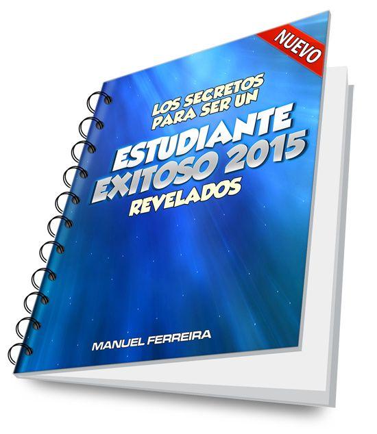 Descarga Estudiante Exitoso 2015 + lecciones Mapa Mental