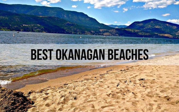 Best Okanagan Beaches