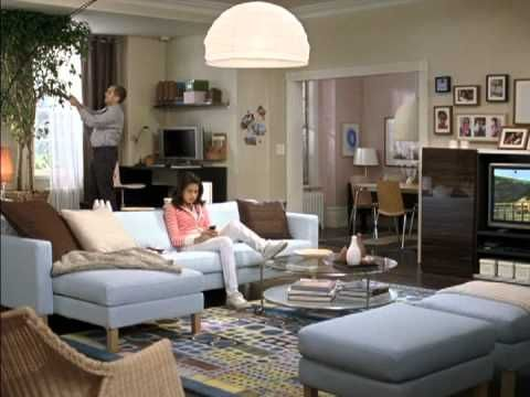 Aletas Ikea commercial in spanish