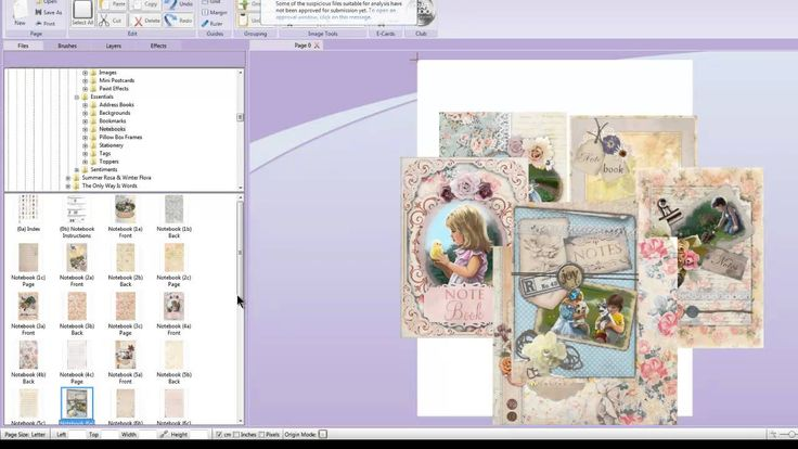 My Craft Studio - Shabby Sweet CD2