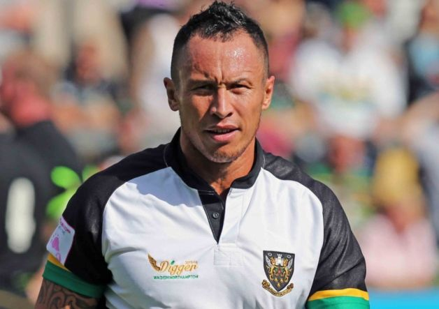 HIGH HOPES - former Saints skipper Bruce Reihana believies his old club can dominate English rugby