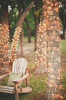 Simple DIY Outdoor Lighting