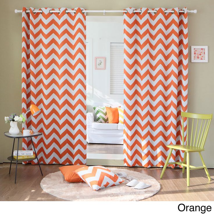 120 best images about living room on pinterest wool area rugs poster and warm living rooms for Chevron curtains in living room