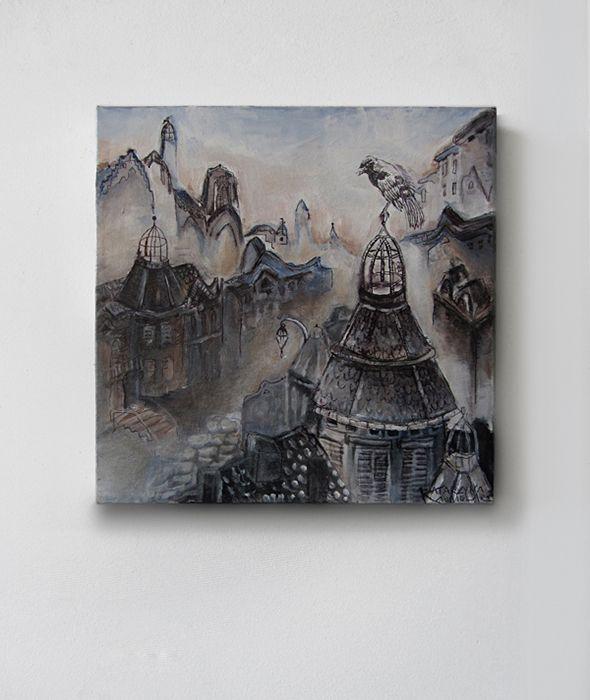 City Cages by Katarzyna Chmielarz