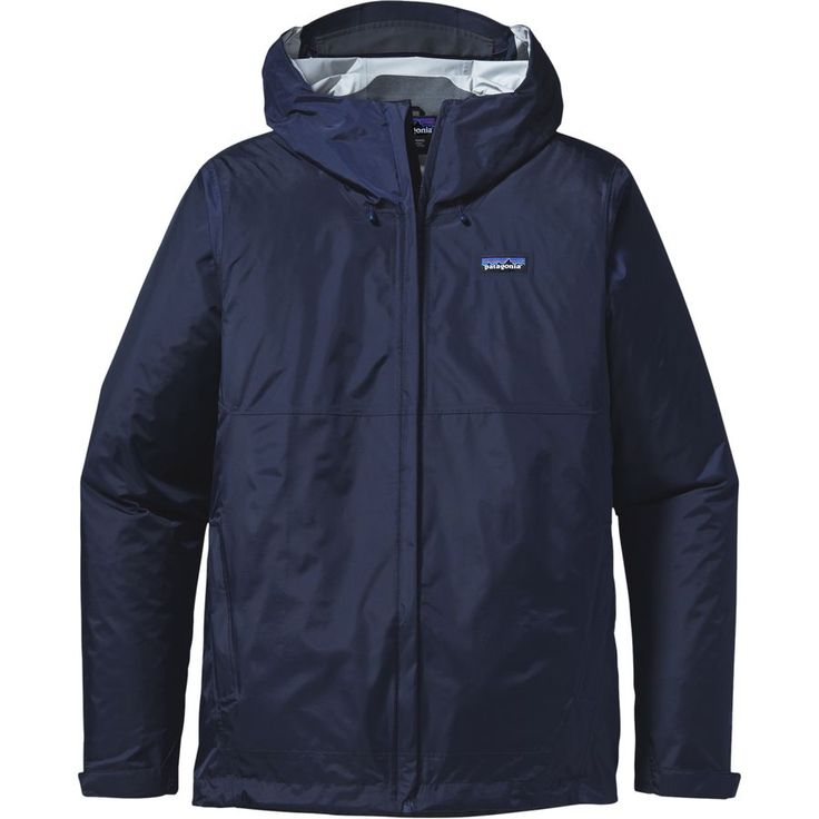 Patagonia - Torrentshell Jacket - Men's - Navy Blue