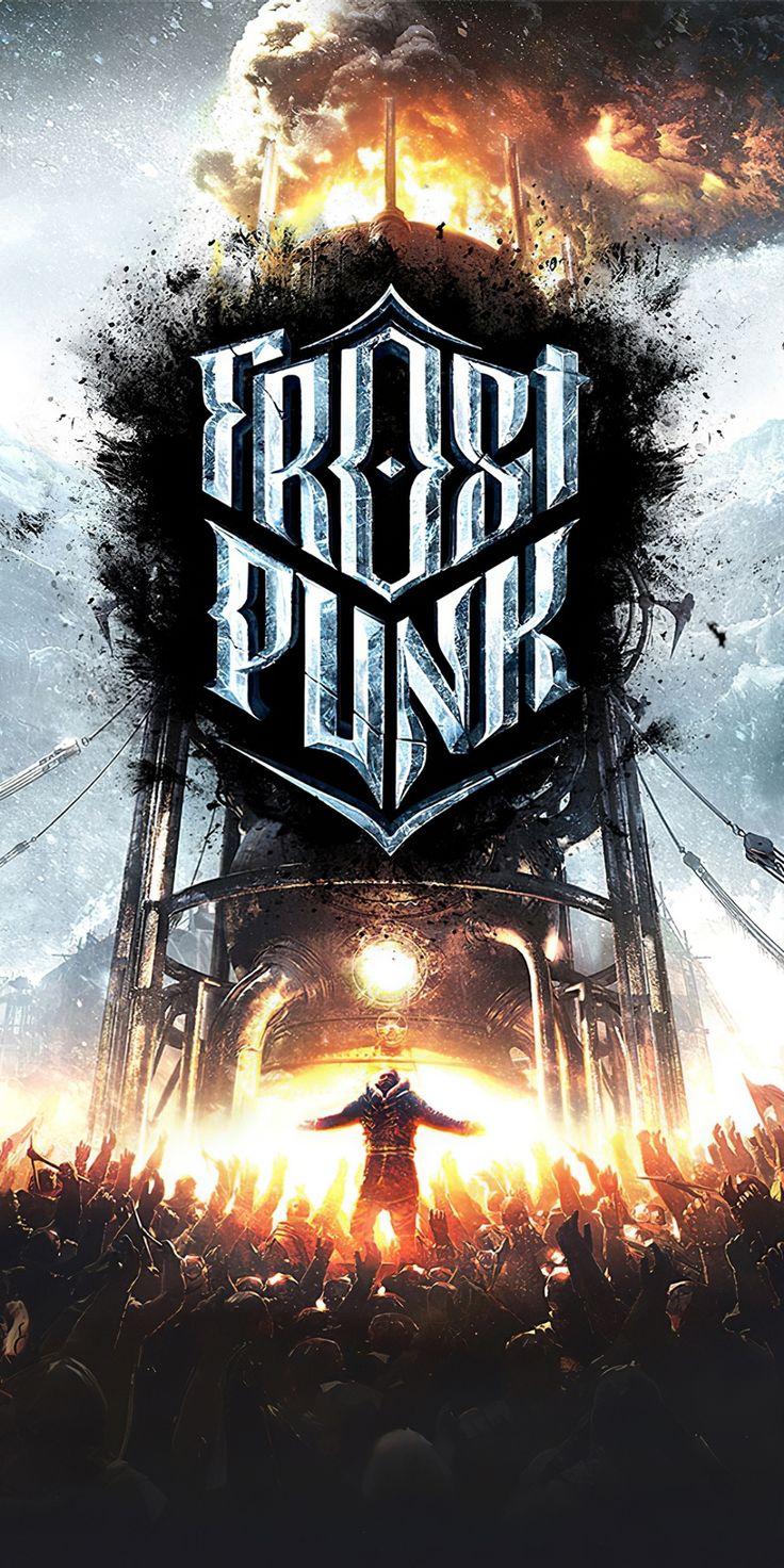 1080x2160 Frostpunk, survival game, 2019 wallpaper