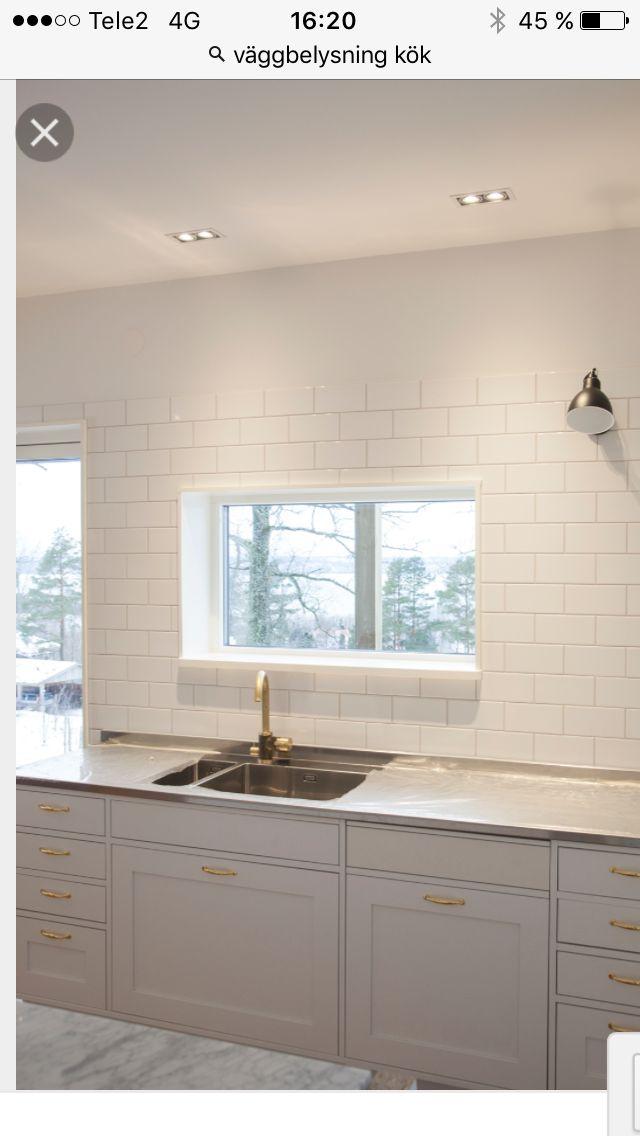 9 besten Küchen Bilder auf Pinterest U-Form Küche, Backofen und - lackiertes glas küchenrückwand