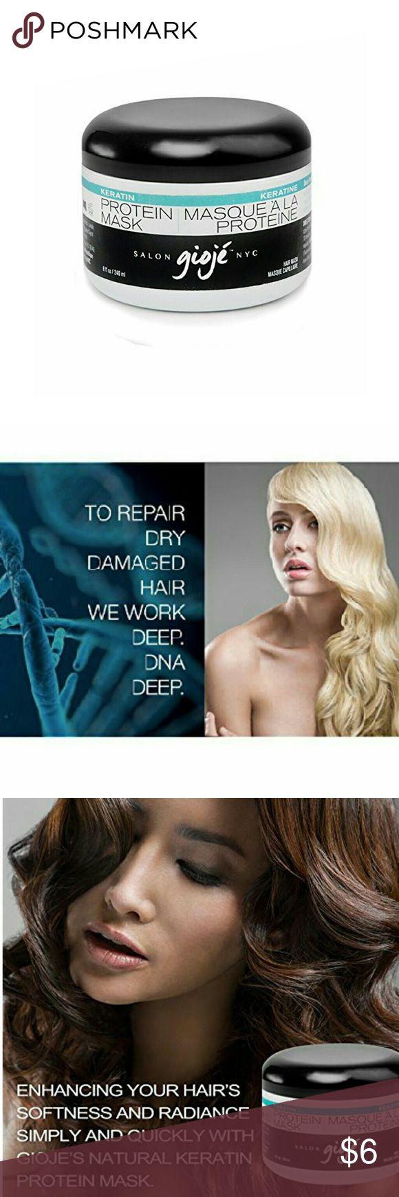 Salon Gioj Keratin Protein Mask. DeepRepairHair Salon