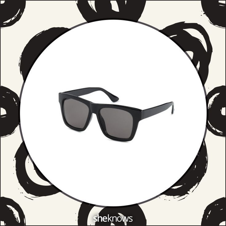 Check out these Ray-Ban look-alikes, and stop by @sheknows site for where to buy them. Tom Cruise would be proud. (H&M, $13)