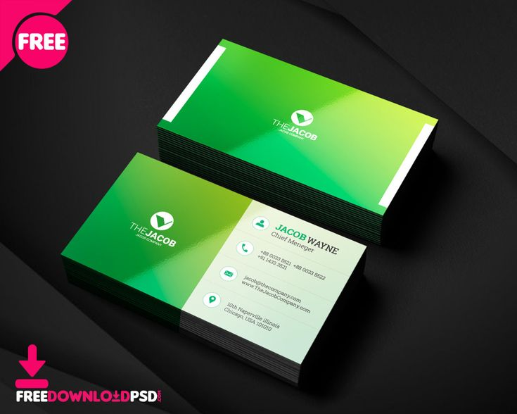 23 best business cards images on pinterest corporate identity card design reheart Choice Image