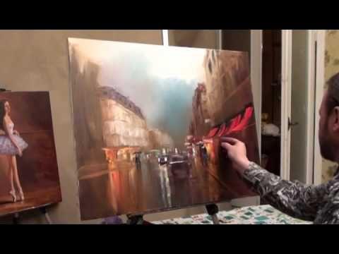 """БЕСПЛАТНО! Полный видеоурок """"Париж"""" от И.Сахарова"""