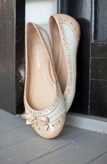Jokainen nainen tarvitsee ainakin yhdet ballerinat.